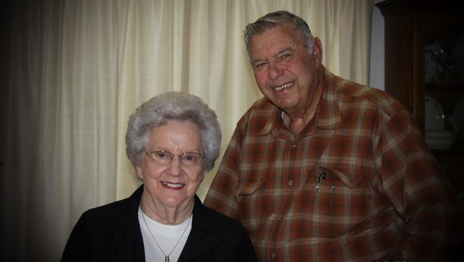 Howard and Doris Odom