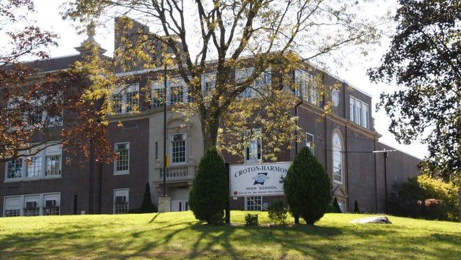 Croton-Harmon High School Oct 17, 2011 ( Albert Conte / The Journal News )