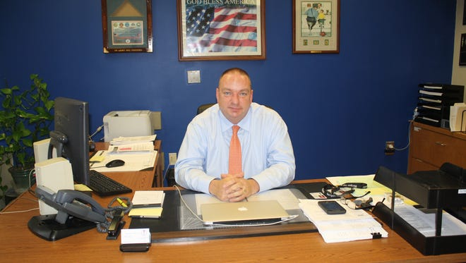Lodi's new municipal manager is has plans to move the borough forward in the next two years.