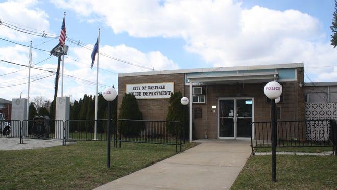 Garfield police headquarters on Midland Avenue.