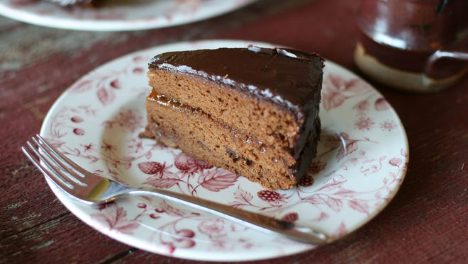 You can't go wrong with the classic Austrian Sacher Torte.