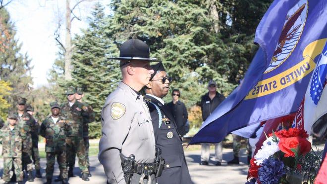 Highland Cemetery will host the Northern Kentucky Veterans Day observance on Nov. 12.