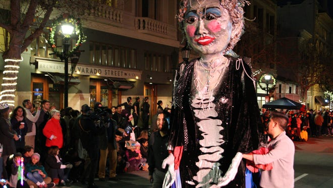 First Night Monterey celebrates its 25th year of art, music and fun