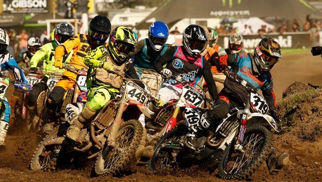 Raceway Park in Old Bridge will open its motocross racing season on Sunday.