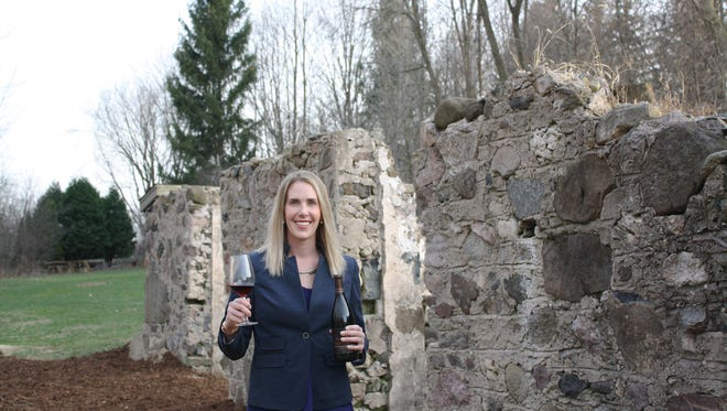 A Tasting in the Timbers co-chair Erika LaPean and other members of St. Francis Borgia Parish are inviting the public out for an evening of wining and dining in the rustic grounds of the parish.