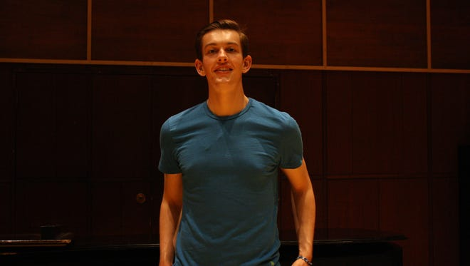 Matthew Goodheart recently graduated from Seton Catholic Central High School and will study vocal performance at the Cincinnati Conservatory of Music in the fall.