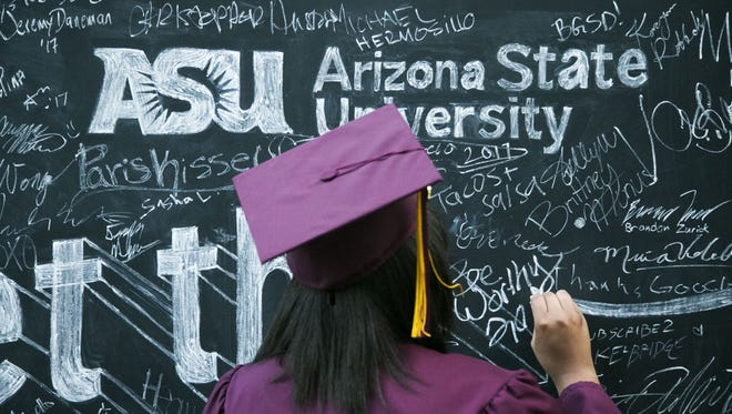 Arizona State University has topped the list of most innovative universities for a fourth straight year.