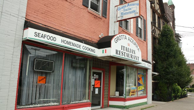 Grotta Azzurra is located on 52 Main Street in Binghamton.