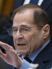 """It's very clear that the president obstructed justice,"" said Rep. Jerrold Nadler, D-N.Y."