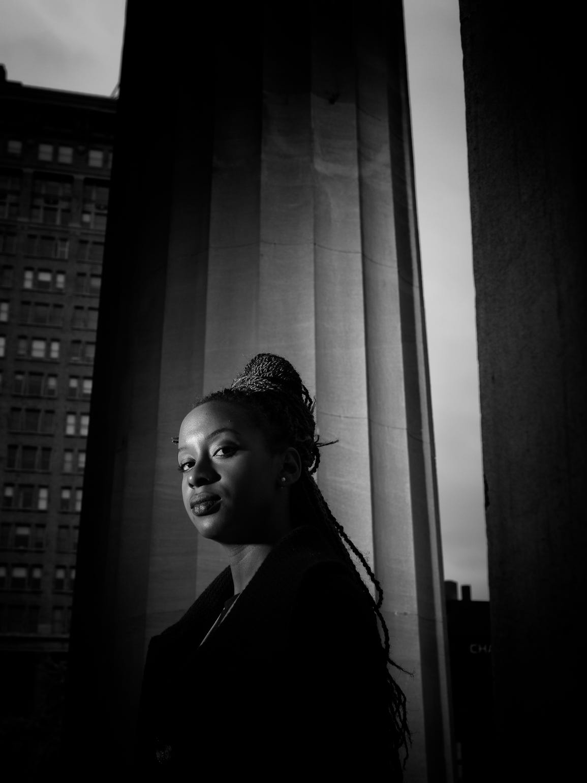 Rwandan refugee Mukesha Eduige. Dec. 4, 2016