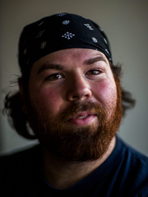 "Christopher ""Chancen"" Hansen survived the shooting"
