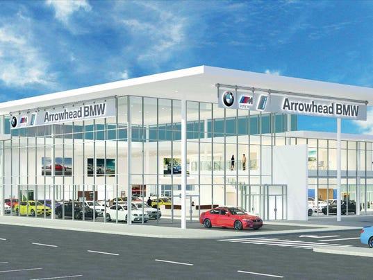 Arrowhead BMW rendering