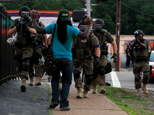 Police Shooting Missouri Why Ferguson