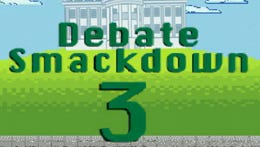 Mike Thompson's animated look at the third presidential debate.