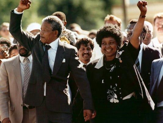 South Africa Mandela Snapshots