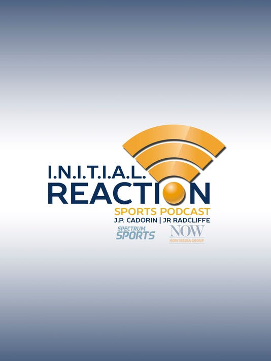 Initial Reaction podcast