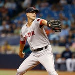 Red Sox's Rick Porcello wins tight race AL Cy Young Award