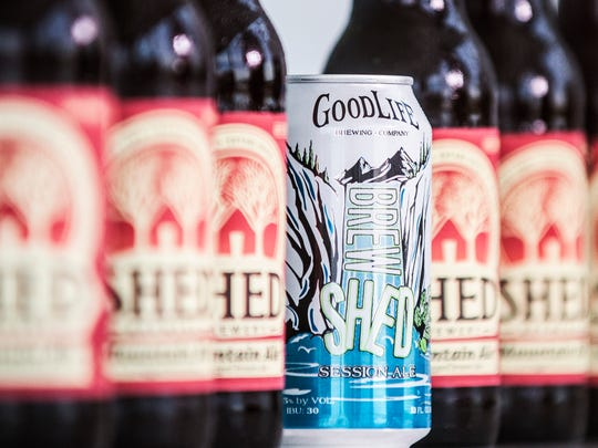 "Shed Brewery's Mountain Ale -- owned by Otter Creek Brewing Co. in Middlebury --  is taking to task Good Life Brew Shed made in Bend, Oregon, for use of the word ""Shed""."
