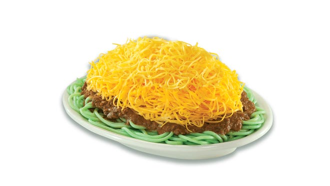 Green Way from Skyline Chili