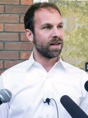 Metro Councilman Brandon Coan sponsored the animal abuse registry bill.