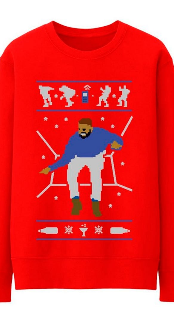 Rock and Roll Christmas Sweaters   Let\'s Not Get Carried Away