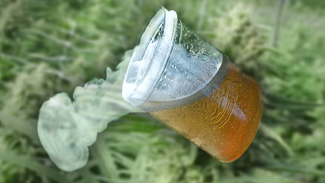 This bud's for you—a weed-infused beer could be hitting shelves soon