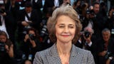 Charlotte Rampling was presented with an honorary Golden Bear at the Berlin International Film Festival for her work in movies. (Feb. 15)