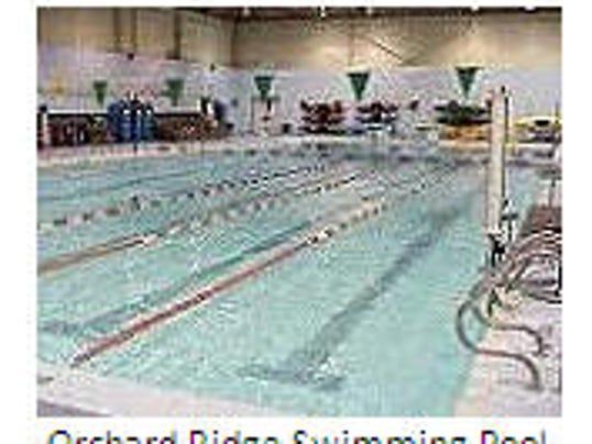 Occ Permanently Closes Orchard Ridge Swimming Pool
