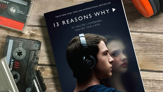 """13 Reasons Why"" is a controversial Netflix series based off a best-selling novel."