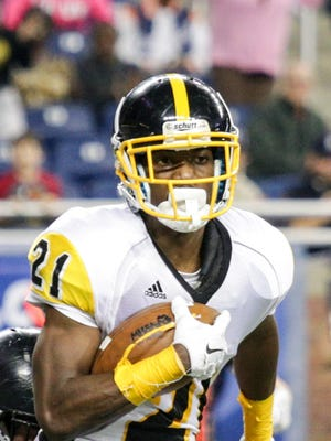 Lavert Hill once was committed to Penn State. He picked Michigan on Signing Day.