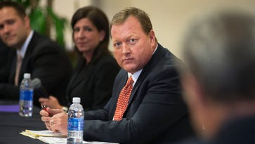 Friction within Greenville County Council re-emerges after Rick Roberts arrest
