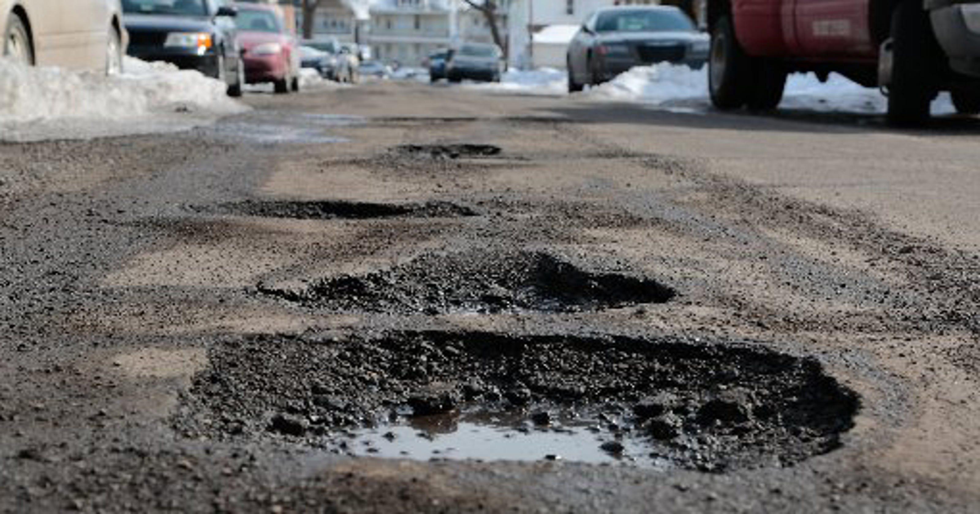 Michigan voters reject road tax plan