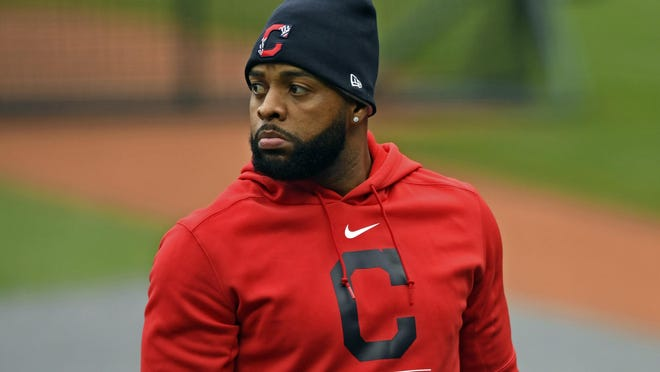 Former Cleveland Indians first baseman Carlos Santana is joining the Kansas City Royals on a two-year deal worth $17.5 million.
