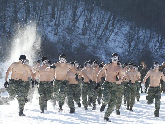 EPA SOUTH KOREA MILITARY DRILL POL DIPLOMACY DEFENCE KOR