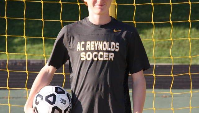 Reynolds sophomore Izaiah Vignali.