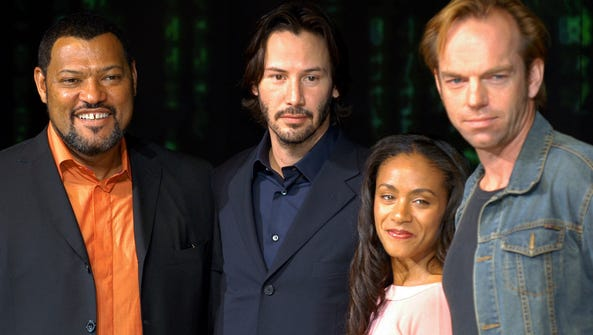 FILE - In this May 27, 2003 file photo, cast members