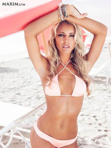 100. Rebecca Garcia (Maxim Magazine's 2014 Hometown Hotties winner)