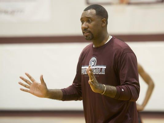 PHS Basketball Coach