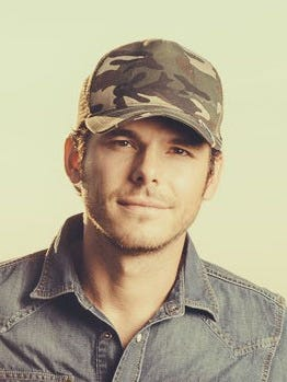 Country musician Granger Smith performs Wednesday at Higher Ground.