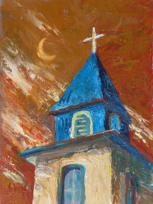 Take a palette knife workshop from 1 to 5 p.m. Wednesday and Thursday at Art Ruidoso Gallery, 2809 Sudderth Drive.