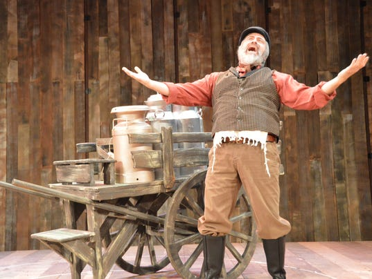 Tickets Selling Quickly For Utep S Fiddler On The Roof