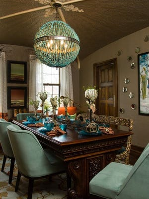 In 2013, the Designers for Hope showcase home was the Lannon stone mansion in Astor Park, located at 1101 S. Monroe Ave.