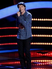 "James Dupré, a country singer and former paramedic with Acadian Ambulance, is a contestant on season nine of ""The Voice."""