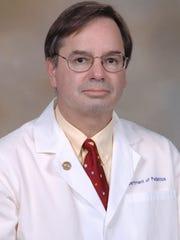 Dr. Steve Bienvenu of University Health said lead can