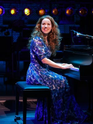 """A scene from Broadway's """"Beautiful: The Carole King Musical"""""""