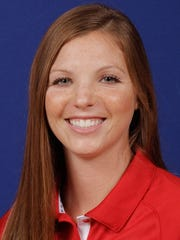 Ball State's Kelli Miller.