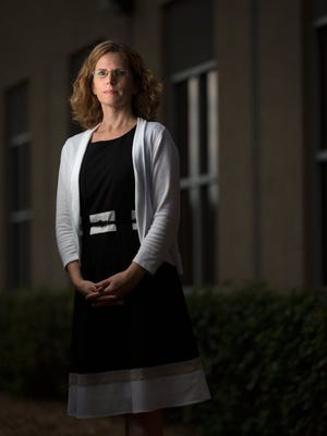 Carrie Kerskie is the director of the Identity Fraud Institute at Hodges University. (David Albers/Staff )
