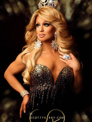 During the Miss Gay Arizona America Pageant, titleholder Nevaeh McKenzie will step down.