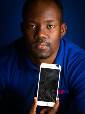 After seeing a growing demand, Machoule, a native of Port-au-Prince and a Lely High School graduate, taught himself the complicated and often poorly replicated process of refurbishing valuable LCD screens.
