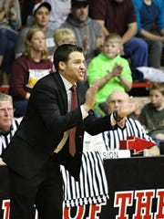 Jason Roach spent the previous three seasons coaching at Pike Central.